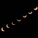 Solar eclipse 2017,                                Pierre Tremblay