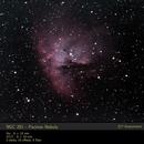 Pacman Nebula,                                yquiquempois