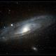 Galaxie d'andromède,                                Frédéric THONI