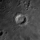 Copernicus crater,                                Stuart Goodwin