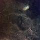 Tulip Nebula,                                Loran Hughes