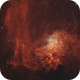 IC 405 - Flaming Star Nebula [Bicolor],                                jdifool