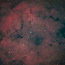 IC 1396 - Elephant's Trunk,                                Jared Holloway