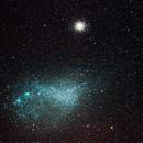 Small Magellanic Cloud and 47 Tucanae,                                Jens Giersdorf