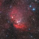 Sh2-101 - Tulip Nebula,                                Riccardo Balia