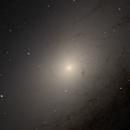 M31 dusty center,                                CoFF