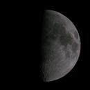 57% illuminated Moon 3/3/2020,                                Andrew Burwell