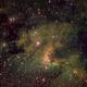 Sh2-155 Cave Nebula,                                Brandon Liew