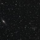 NGC7331 et le quintette de Stephan,                                bzizou