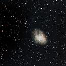 NGC 1952 Crab Nebula,                                SpacePaparazzi