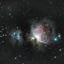 Orion Nebula,                                FantomoFantomof