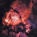 Starless interstellar cloud,                                Benoit Blanco