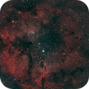 IC1396 - The Elephants Trunk Nebula,                                jrabbott