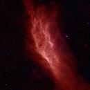NGC 1499 - California Nebula,                                Bill Blanshan