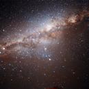 Milky way over Gonn, NSW, AU,                                Mattsss
