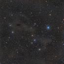 LBN 575 and 573 in Cepheus - LRGB,                                Roberto Botero