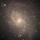 M33 - Triangulum Galaxy,                                Joshua Cunningham