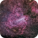 Messier 17 from the S. Hemisphere,                                Alex Woronow