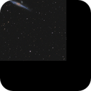 NGC 4631 - Whalegalaxy und NGC 4656 Hockeystickgalaxy,                                Andreas Reifke