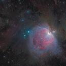 NGC 1999, M42, M43,  NGC 1997,                                1074j