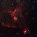 Heart Nebula (IC 1805),                                Robert Sälg