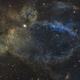 Sh2-157, the Lobster Claw Nebula,                                HR_Maurer