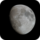 Waxing Gibbous companion 4th of April 2020,                                Benjamin Olry