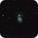 M51  Whirlpool Galaxy,                                Astro-Wene