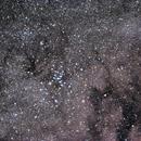 Ptolomey cluster, M7,                                Roberto Ferrero