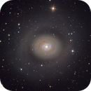 M94 | A Twin Spiral Galaxy with Little Dark Matter,                                Kevin Morefield