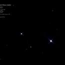 Alcor and Mizar in the Big Dipper,                                MJF_Memorial_Observatory