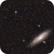 Andromeda Galaxy Widefield,                                Landon Boehm