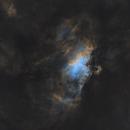 Eagle Nebula,                                gt1992