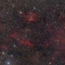 Sh2-135 region in Cepheus,                                Jenafan