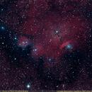 Complex Nebulosity in Sagittarius,                                Uri Abraham