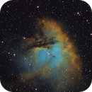 NGC281 Pacman Nebula,                                Mathias Radl