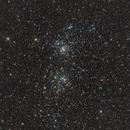 NGC 869   The Double Cluster,                                Gabriel Wetzler