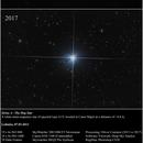 Comparison Sirius A 2013 vs 2017,                                Oliver Czernetz