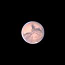 Mars - 9 Days Before Opposition,                                Pat Darmody
