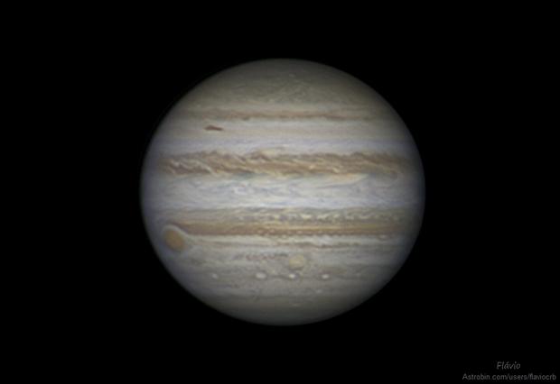 Jupiter, Jan. 28th, 2015,                                Flávio Fortunato