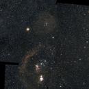 Constellation Orion,                                Bill Mark