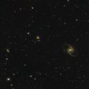 NGC1386 and SN2012fr,                                Ray Heinle