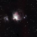 M42 La grande nébuleuse d'ORION,                                nunux1971