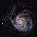 M101 Pinwheel Galaxy,                                John Rathbun