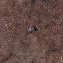 Billions and Billions of stars - NGC6520,                                Delberson