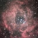NGC2244 - LRGB,                                BLANCHARD Jordan