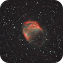 NGC 2395 - Medusa Nebula,                                Marko Emeršič