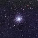 M92 in LRGB,                                Aaron Freimark