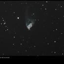NGC 2261,                                Exaxe