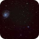 M 101 First Attempt,                                Günther Dick
